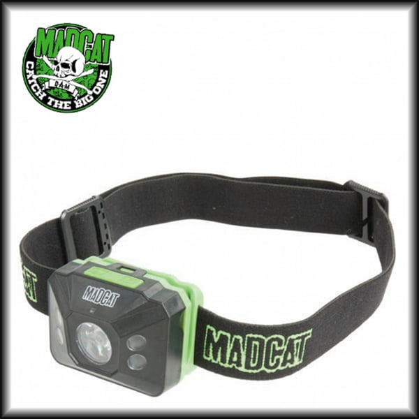 Mad Cat Sensor Head Lamp 150 Lumens