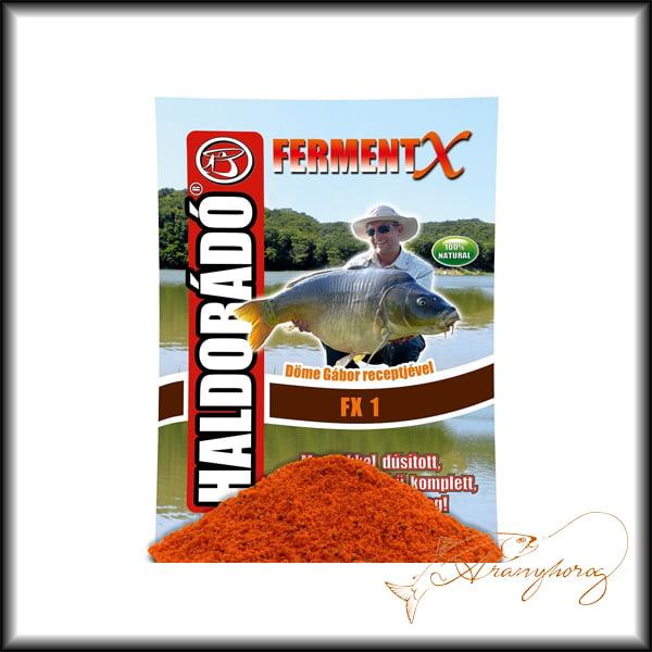 HALDORÁDÓ FermentX – FX 1