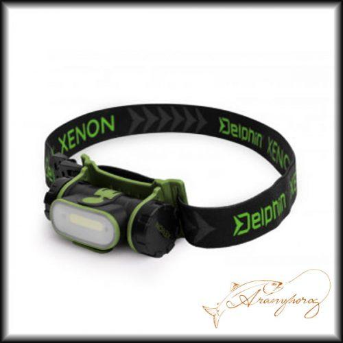 Delphin XENON fejlámpa