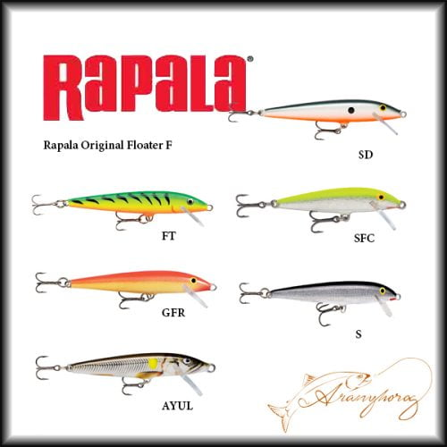 Rapala Original Floater F11